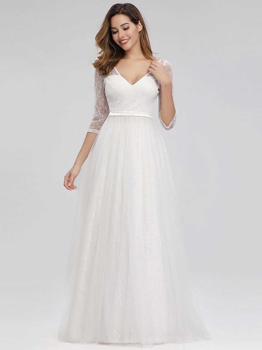 Blonder med hvide kjoler Hvid kjole