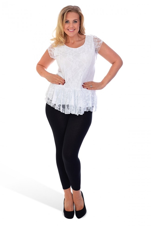 Anette blonde bluse