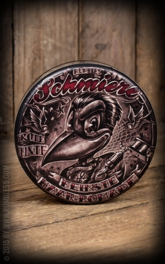 Rumble59 - Schmiere - Red Ink Pomade medium
